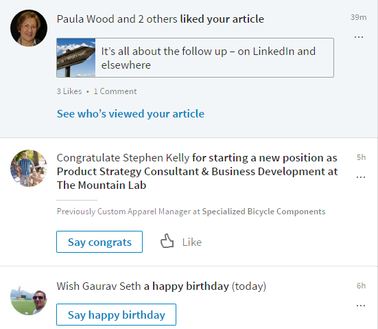 Why and How You Should Get Active on LinkedIn